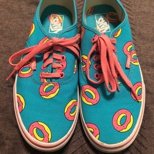 Vans X Odd Future Mens 9 Women 10.5
